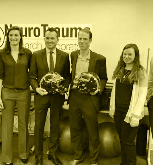 Outreach UM Ivy for Concussion Research in Sports